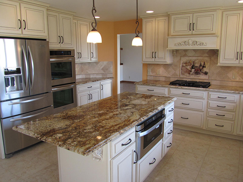 Genial Custom Cabinets Kitchen Remodel