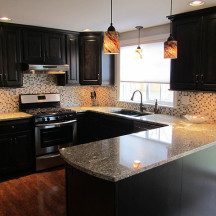 Custom Cabinets Kitchen Remodel