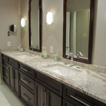 Custom Interiors Bathroom Photos